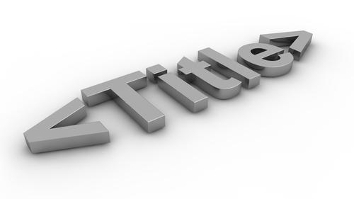 یک عنوان خوب در گوگل چه خصوصیاتی دارد؟
