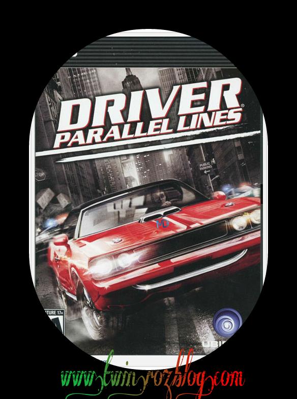 رمز های بازی Driver Parallel lines