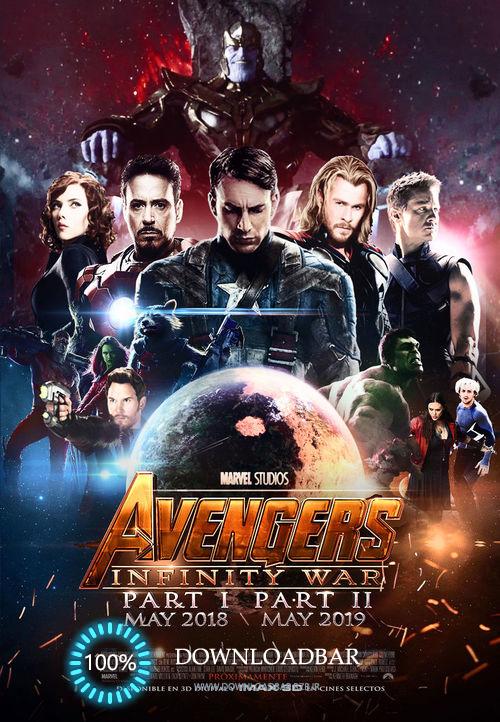 فیلم Avengers Infinity War 2018+دانلود