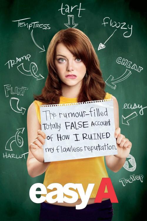 دانلود رایگان فیلم Easy A 2010