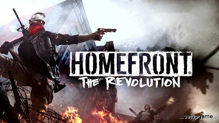 دانلود کرک بازی HomeFront:The Revolution
