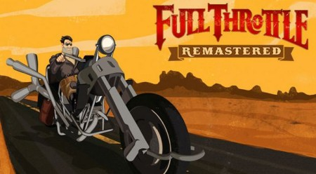 دانلود بازی Full Throttle Remastered