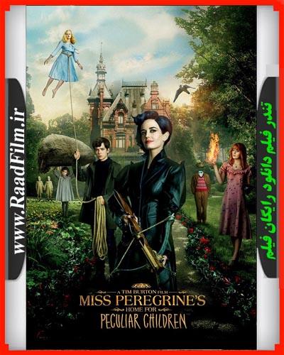 دانلود رایگان دوبله فارسی فیلم خانه دوشیزه پرگرین برای بچه های عجیب Miss Peregrines Home for Peculiar Children 2016