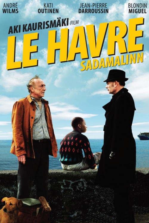 دانلود رایگان دوبله فارسی فیلم بندر آور Le Havre 2011