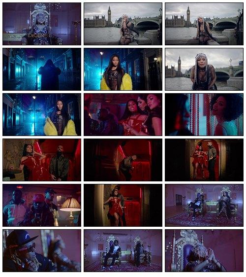 دانلود موزیک ویدئوی جدید Nicki Minaj ft. Drake & Lil Wayne به نام No Frauds