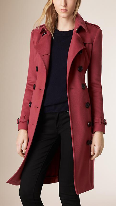 مدل پالتو 2016 زنانه و دخترانه برند burberry