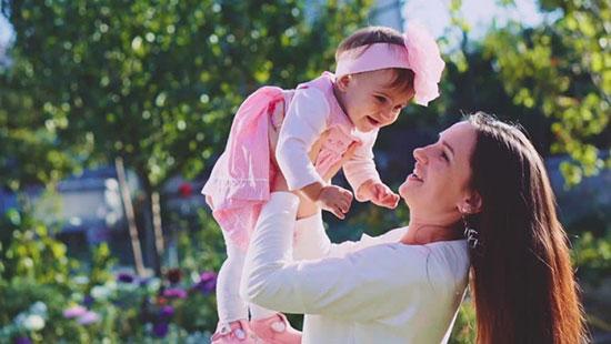 رژیم غذایی برای داشتن فرزندی زیبا