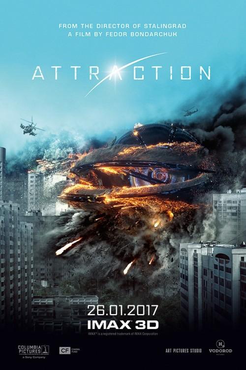 دانلود رایگان فیلم Attraction 2017