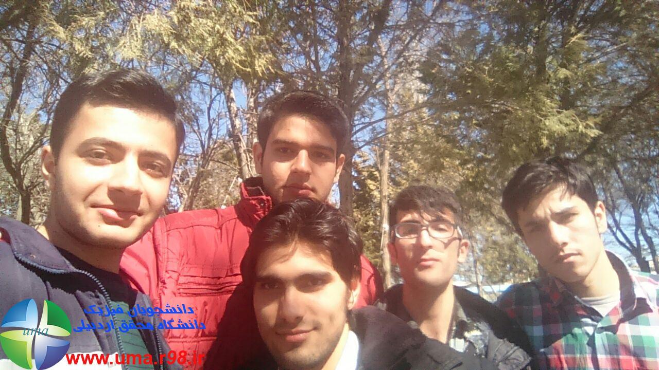 علی لویی و بهزاد شاهین پر و احد پیر کلخوران و بقیه دوستان فیزیکی