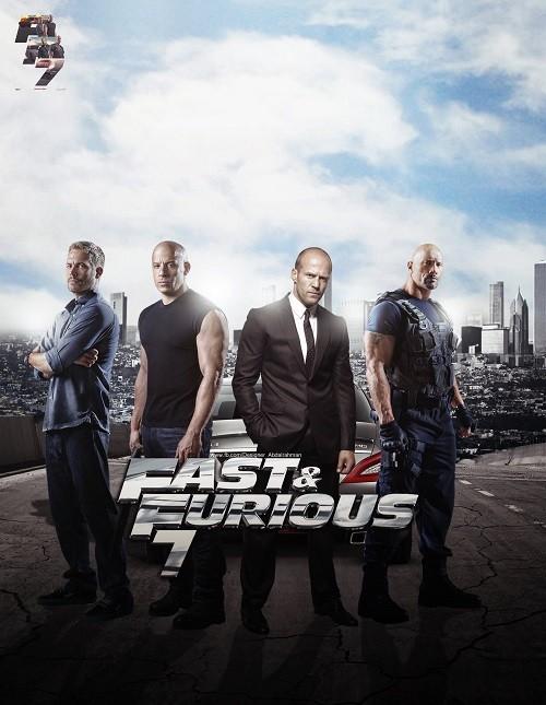 دانلود فیلم Fast and furious 7