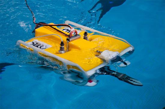PDF کوتاه در مورد سیستم های رباتیک زیر دریایی