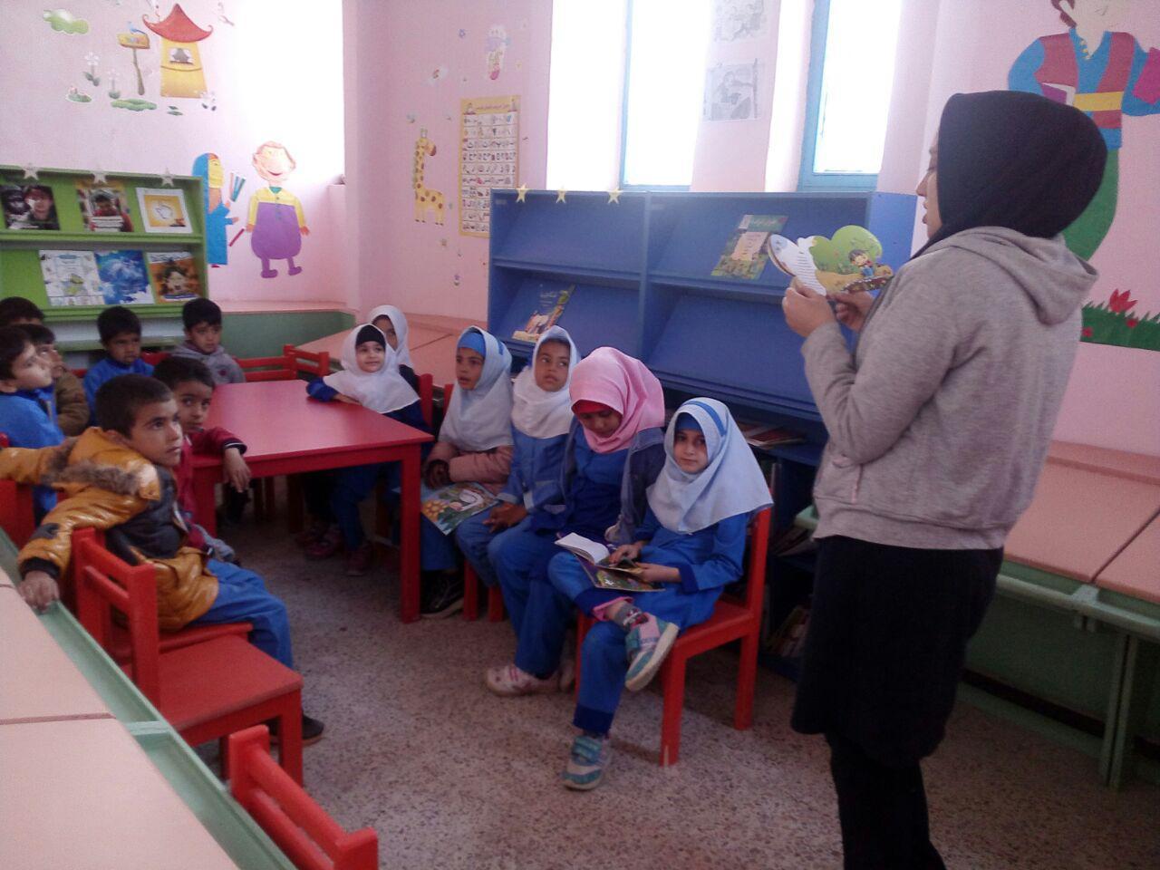 قصه گویی برای کودکان به مناسبت مبعث رسول اکرم (ص)