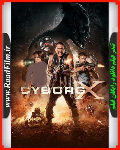 دانلود رایگان فیلم Cyborg 2016