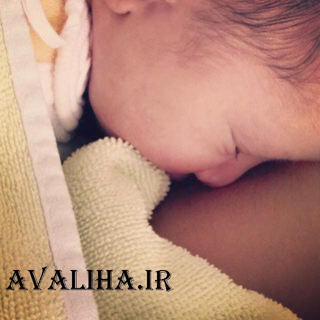اولین عکس دختر مهناز افشار لیا خانم