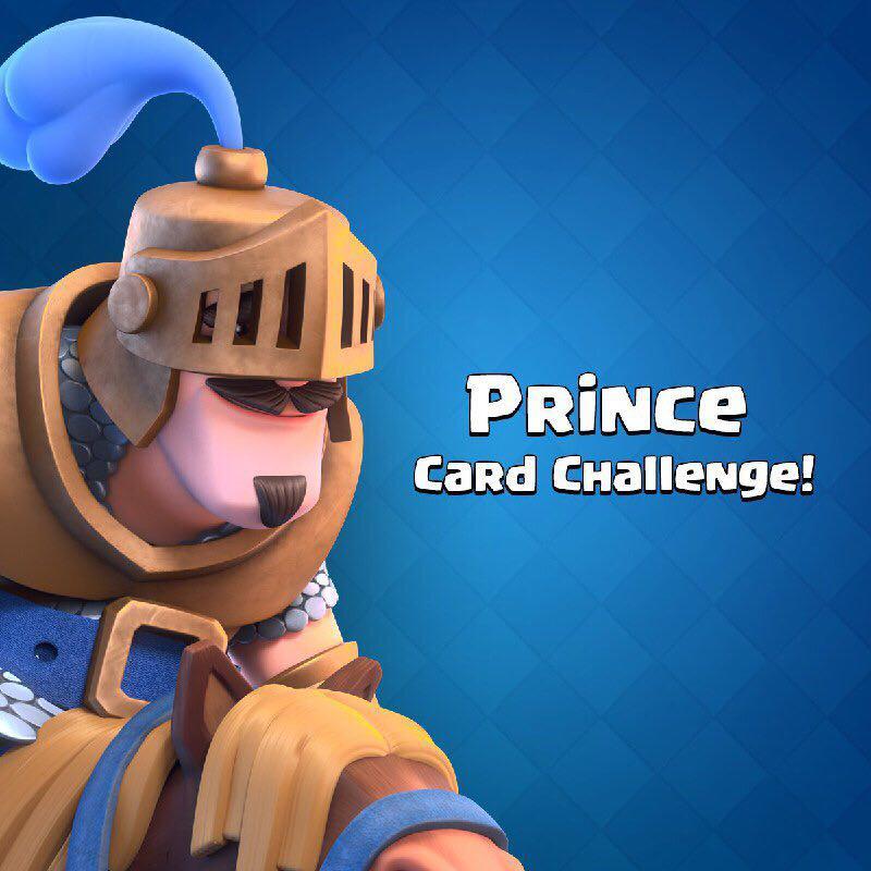 خبر چلنج پرنس
