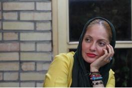 عکس جدید از دختر 4 روزه مهناز افشار