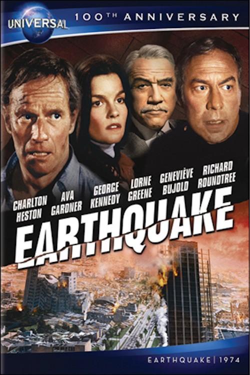 دانلود رایگان دوبله فارسی فیلم زلزله Earthquake 1974