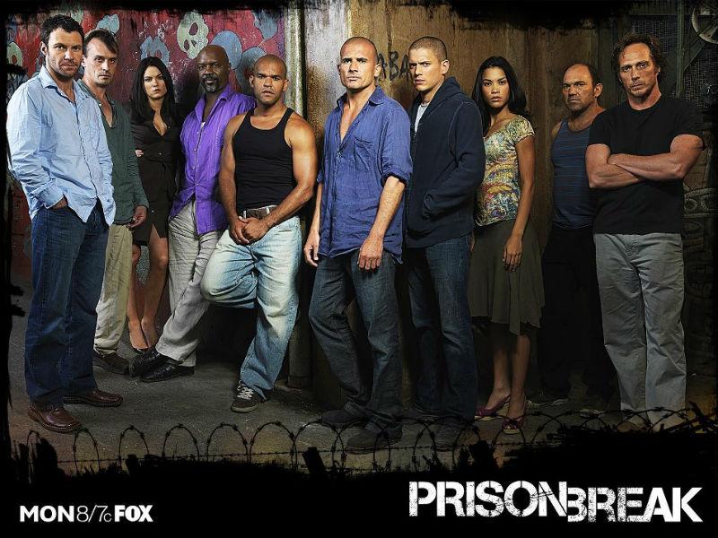 دانلود سریال فرار از زندان فصل 5