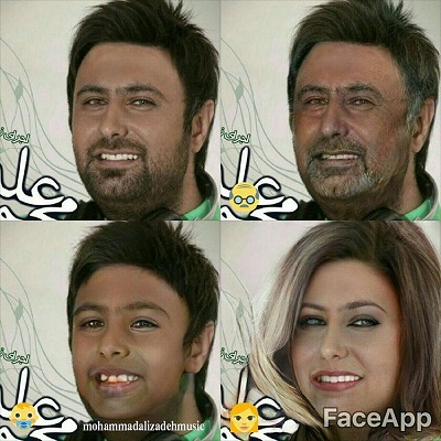 محمد علی زادهfun