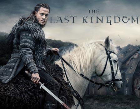 دانلود سریال The Last Kingdom با لینک مستقیم