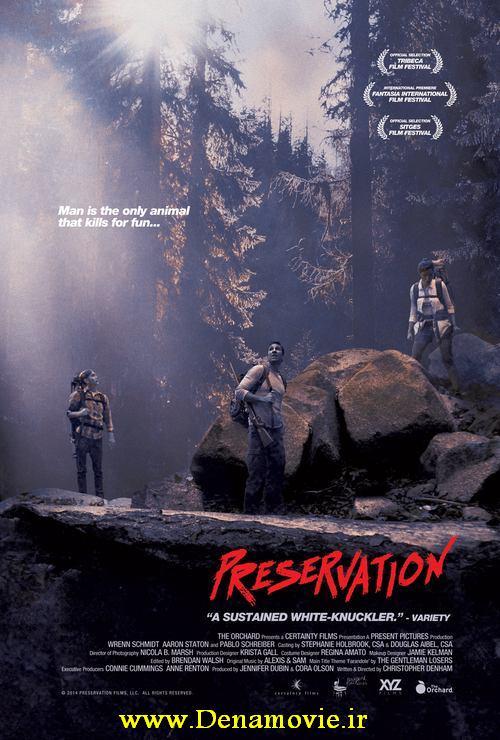 دانلود فیلم Preservation 2014