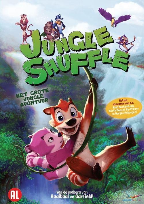 دانلود فیلم Jungle Shuffle 2014