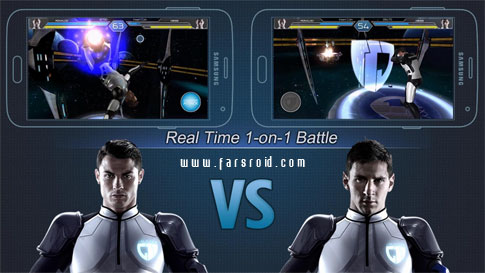 دانلود بازی Galaxy 11 Soccer Wars برای اندروید