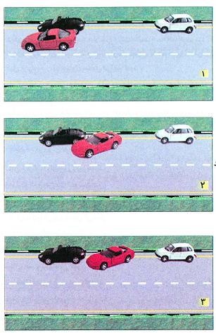 سر فصل های مهم آموزش عملی قوانین راهنمایی و رانندگی در سال 96