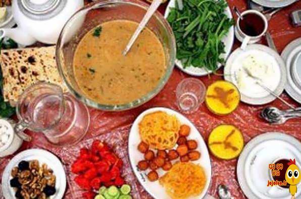 نکاتی مهم برای سحری خوردن در ماه رمضان برای مسلمانان جهان