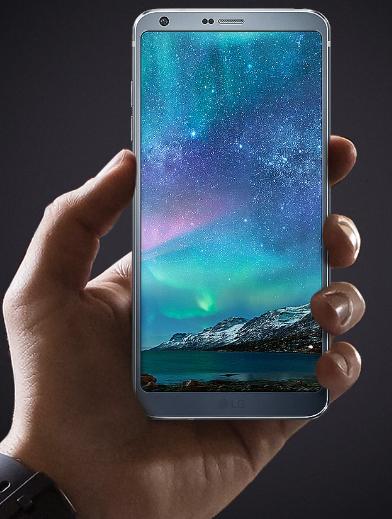 گوشی جدید ال جی جی 6