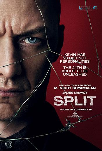 دانلود فیلم خارجی شکاف Split 2016
