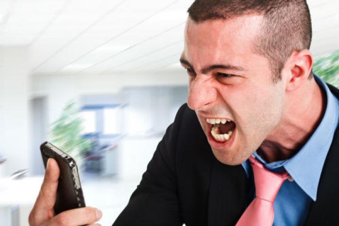 راهکارهای مدیریت خشم