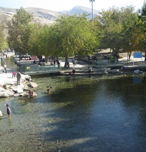 پارک طبیعت منطقه شاپور