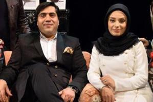 نوشته عاشقانه مانی رهنما به همسرش صبا راد + عکس ها