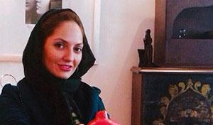 سلفی مهناز افشار به همراه همسر و دختر زیبایش