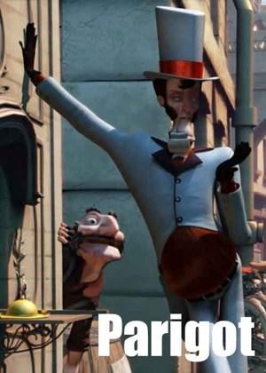 دانلود انیمیشن پریگات