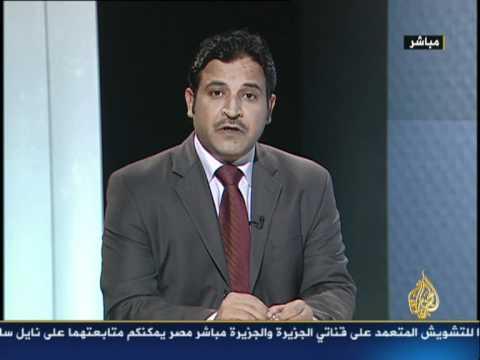 علي الظفيري إعلامي سعودي و مقدم برامج في قناة الجزيرة