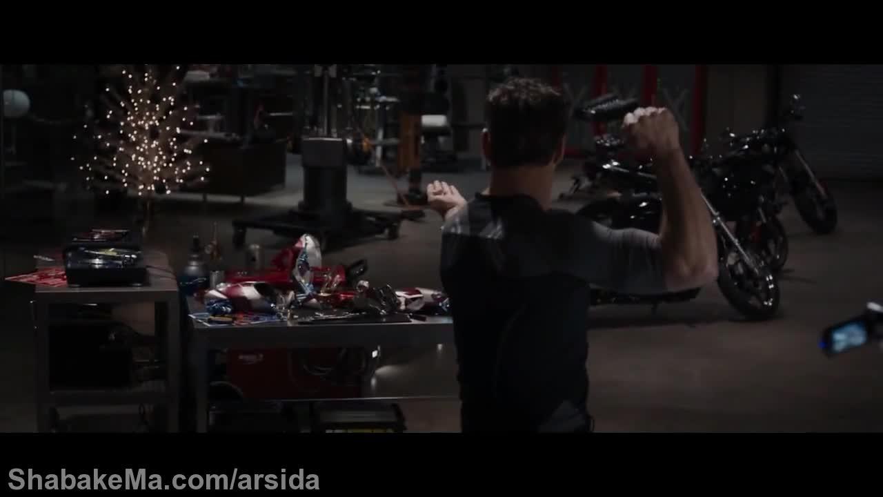 فیلم مرد اهنی 2015-پارت 1