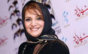 عکس خالکوبی الهام پاوه نژاد بازیگر ایرانی