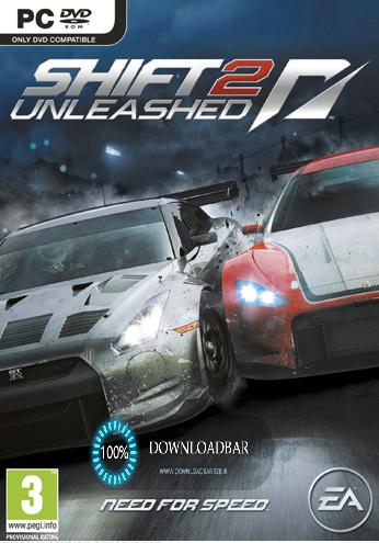 بازی Need For Speed : Shift 2 Unleashed+دانلود