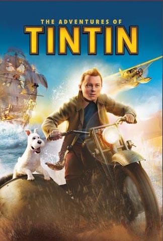دانلود دوبله فارسی انیمیشن The Adventures of Tintin 2011