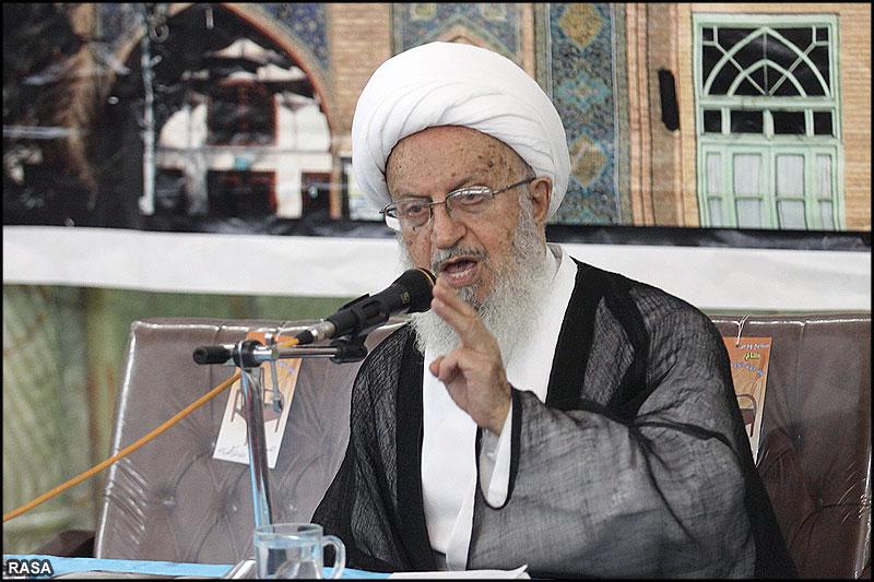 سیاسی:انتقاد آیت الله مکارم شیرازی از وعده های نجومی برخی کاندیداها: تأسف آور است؛ چنین افرادی ریاک