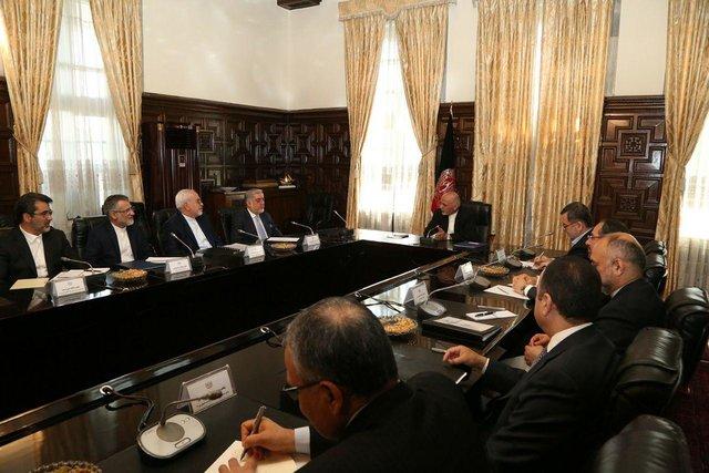بین الملل:ایران و افغانستان به اصول همکاریهای راهبردی دست یافتند