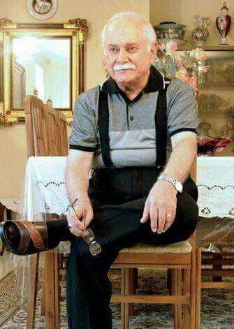 آهنگ خاموشی گویا از ناصر مسعودی