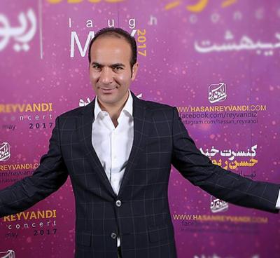 کانال تلگرام حسن ریوندی