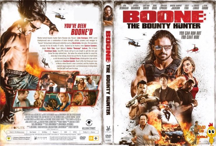 دانلود رایگان فیلم Boone The Bounty Hunter 2017 + زیرنویس