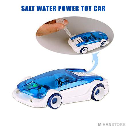 خرید ماشین رباتیک اسباب بازی با سوخت آب نمک
