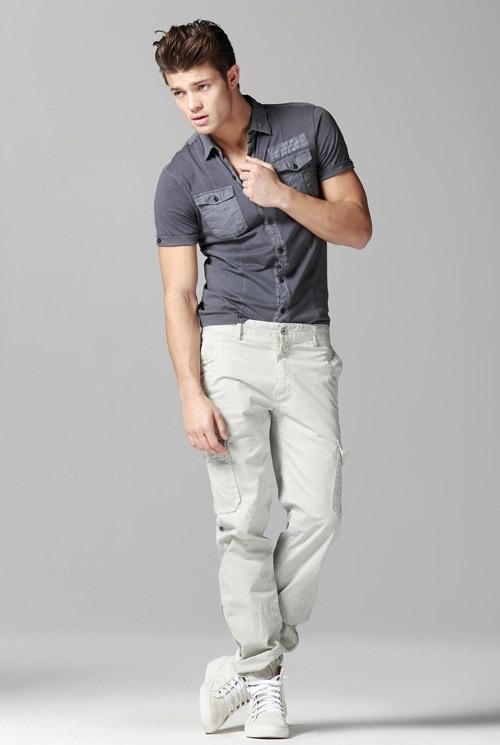 مدل لباس شیک مردانه سری7