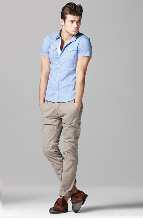 مدل لباس شیک مردانه سری8