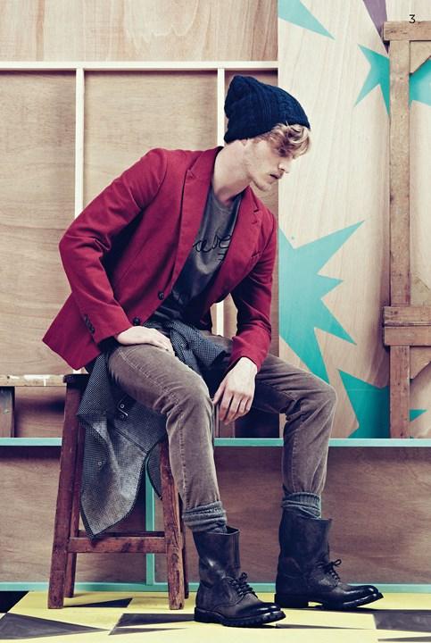 مدل لباس شیک مردانه سری9